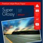 Суперглянцевая фотобумага Lomond A4 1106100
